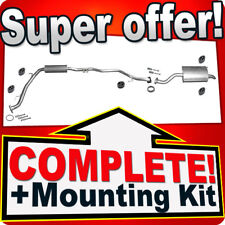 Honda Jazz Complete Exhaust Systems For Sale Ebay