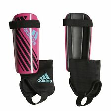 Youth Adidas Soccer X Youth Shin Guards Pink Size S Age 3-5
