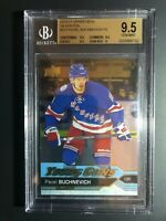 2016-17 Upper Deck Pavel Buchnevich Young Guns Silver Foil Rookie BGS 9.5