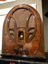 Philco Model 89 Cathedral Radio Near Mint Works Great!  Completely Restored.