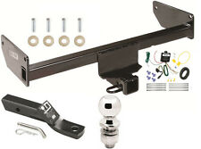 2013-2015 CHEVY CAPTIVA SPORT COMPLETE TRAILER HITCH PACKAGE W/ WIRING KIT REESE