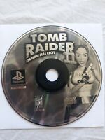 Tomb Raider II 2 (Sony PlayStation PS1) Disc Only - Tested and Working!