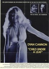 Child Under a Leaf (1974)--16mm feature Film--Drama