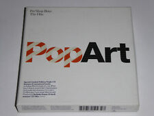 Pet Shop Boys: The Greatest Hits: Pop Art - 3 CD Special Limited Edition BOX SET