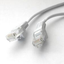 25cm Patch-Kabel RJ45 Netzwerkkabel LAN DSL weiß kurz Patchkabel 0,25m CAT5