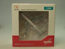 "Herpa Wings B737-800 Qantas ""Retro Roo II"" - 529020 - 1/500"