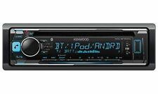 Kenwood Bluetooth Ready Car Audio In-Dash Units