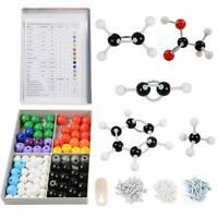 239PC Organic Chemistry Colorful Model Kit Molecular Structure Model Atoms Bonds