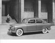 PHOTO PRESS ORIGINALE FIAT 1900 A BERLINA - 1954