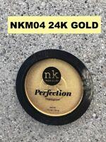 NICKA K NEW YORK PERFECTION HIGHLITER COLOR: NKM04 24K GOLD