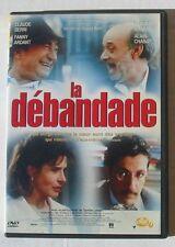 DVD LA DEBANDADE - Claude BERRI / Fanny ARDANT / Claude BRASSEUR / Alain CHABAT