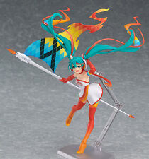 Hatsune Miku - Racing Miku 2016 Personal Sponsorship Figma Action Figure SP-078