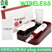 Dr. pen N2-W Electric Wireless  Skincare Beauty Auto Microneedling + 2 Cartridge