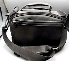 Vintage CASELOGIC Padded Camera Bag 7 Compartments Good Zippers & Velcro