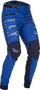 Fly Racing Kids Youth Kinetic Bicycle Pants | Blue | Choose Size