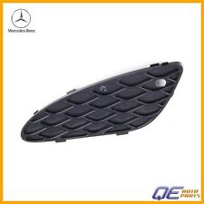 Mercedes Benz E320 E500 E350 Genuine Mercedes Bumper Cover Grille