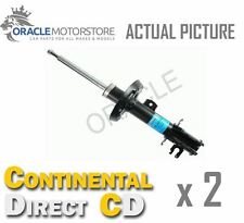 2 x CONTINENTAL DIRECT FRONT SHOCK ABSORBERS STRUTS SHOCKERS OE QUALITY GS3147FL