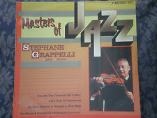 STEPHANE GRAPPELLI - NEAR MINT RARE ITALIAN CURCIO LABEL 2LP SET