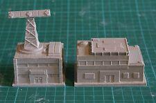 6mm sci-fi scenery Com towers X2 GZG MT9