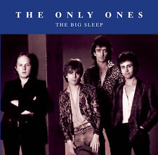 ONLY ONES 'The Big Sleep' Peter Perrett punk glam '80 Another Girl Planet new CD