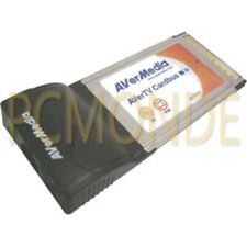 AVERMEDIA AVerTV mtvcardbus CardBus-PCMCIA TV Tuner für Windows XP (PP)