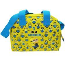 Bolsos de niño mochilas amarillos de poliéster