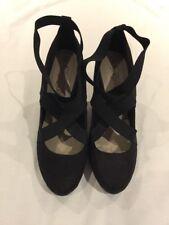 New Look Women's Heels  Black Shoes UK 6 / EUR 39