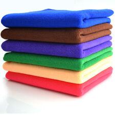 50 Pack Microfiber Cleaning Cloth No-Scratch Rag Car Polishing Detailing Towel