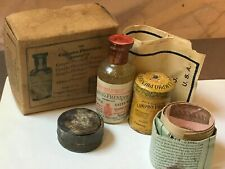 Vintage PHYSICIAN SAMPLEs - CAMPHO-PHENIQUE - in original box
