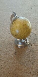 Imax Moonlight Globe with Nickel Stand Home Accent Decor 73025 VGC