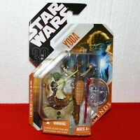 Star Wars Yoda Collection Hasbro Action Figure Saga Legends Clone Wars