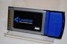 Linksys WPC300N V1 Wireless -N Notebook Adapter Card