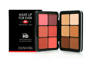 Ultra HD Face Essentials Palette by MAKE UP FOR EVER   12 Shades   Fast Shipping