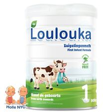 Loulouka stage 1 Organic Infant milk 900g Free Expedited Shipping