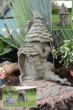 Fairy Garden Stone Garden Ornament (Knock Knot Lodge)