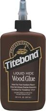 Franklin International 5013 Titebond Liquid amber Hide Glue  8 oz bottle