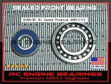 OS 55AX SX50 OS FX46AX OS 46SF FSR50 RC Engine BEARINGS Hi Speed ABEC3/c Premium