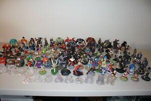 Disney Infinity Figures 1.0, 2.0, 3.0 Mix/Match Star Wars Marvel Disney Buy4G1F