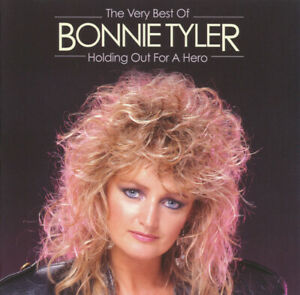 Bonnie Tyler – The Very Best Of Bonnie Tyler [New & Sealed] CD