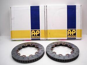 2 NEW NASCAR AP RACING CP3948-128GA / 129GA DISC BRAKE ROTORS 33mm X 305mm