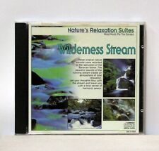Wilderness Stream, Nature's Relaxation Suites, Mood Music For The Senses CD