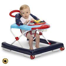 Baby Walker With Wheels Activity Center New Push Seat Bouncer Girl Boy Children