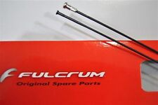 Raggio FULCRUM Red Metal 3/Red Zone Black 267mm 10>11/SPOKE FULCRUM RED METAL 3