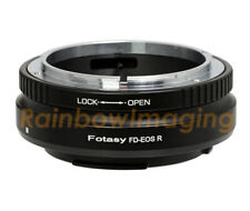 """Canon FD Lens to Canon EOS RF Mount R RP Mirrorless Camera Adapter """"US Seller"""""""