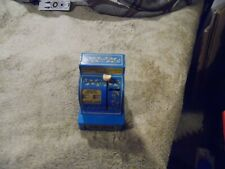 Blue  Metal Buddy L Easy Saver 3 Coin Register Bank