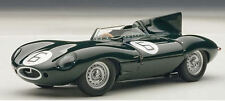 Jaguar D-Type Le Mans 24 HRS Race Winner #6 1995 Hawthorn Bueb 1:43 65586