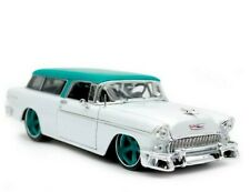 CHEVROLET NOMAD 1955 AMERICAN MUSCLE 1:18 SCALE DIECAST MODEL COLLECTORS BOXED