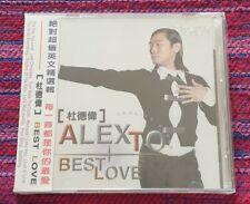 Alex To ( 杜德偉 ) ~ Best Love ( Taiwan Press ) Cd