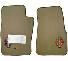 New 1993-2002 Ford Ranger OEM Factory Genuine Floor Mats Harley Davidson Logo