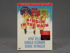 New Sealed Singin' In The Rain (1952) Dvd 2002 Kelly Reynolds O'Connor 2 Discs